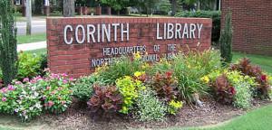 Corinth Public Library Photos