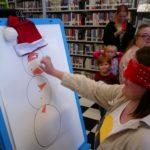 photo from Tishomingo Public Library Santa Party