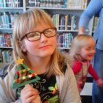 Tishomingo Public Library Santa Party