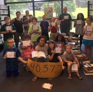Iuka Library Summer Reading Program