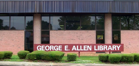 George E. Allen Library Booneville, MS