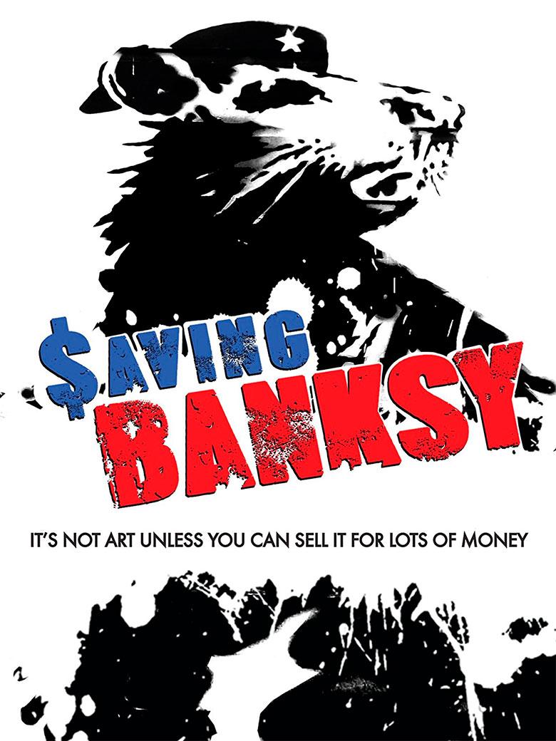 Saving Banksy DVD