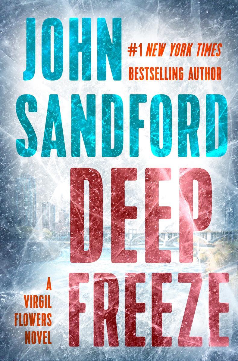 Deep Freeze John Sanderford