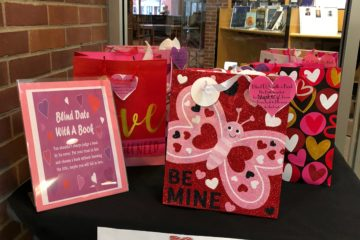 Valentine's Blind Date with A Book Corinth Library