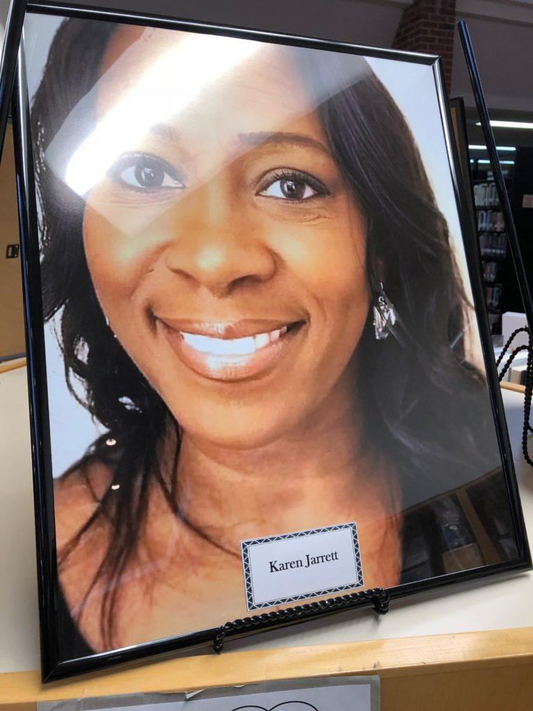 Black History 2018 Karen Jarrett