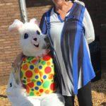 Gwen Bunny Iuka Easter Egg Hunt 2018