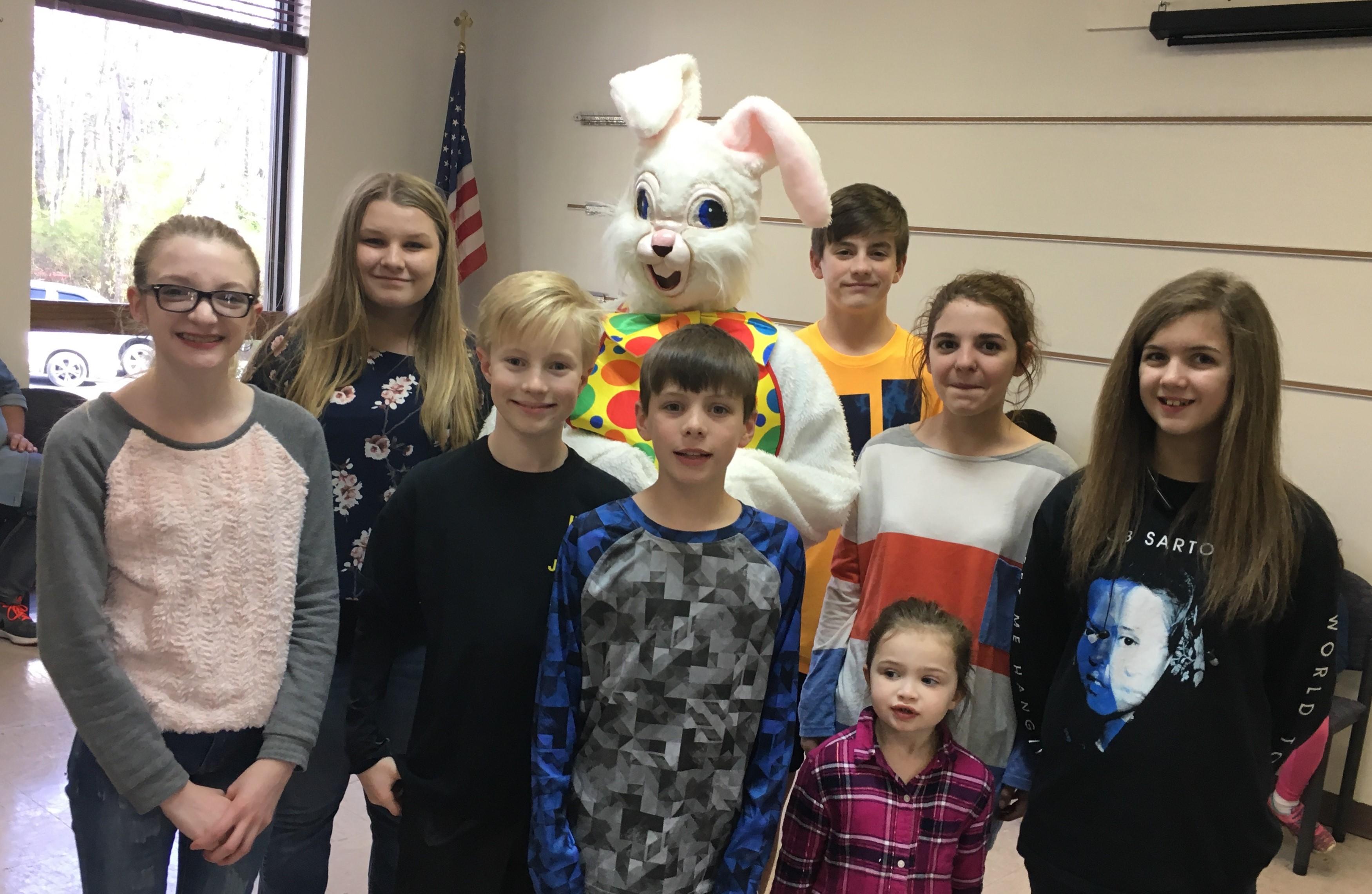 Iuka Easter Egg Hunt 2018