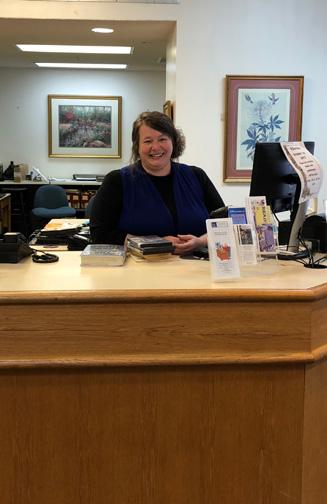 Erin Taylor Rienzi Librarian Spotlight May 2018