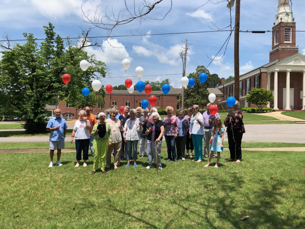 CO Library Butterflies Release May 2018 BEES FUMC 2