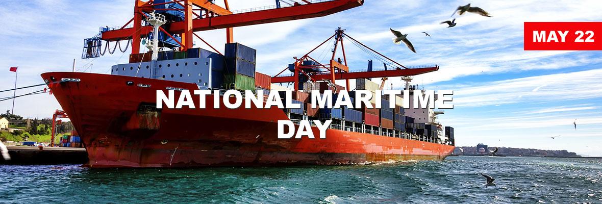 National-Maritime-Day-May-22