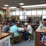 George E Allen Library Booneville computer