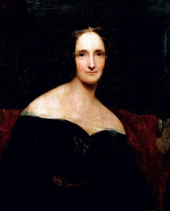 Mary-Shelley-Frankenstein
