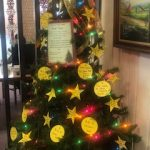 "The George E. Allen Library ""Wish"" Tree 🎄"