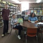 Burnsville library patrons.